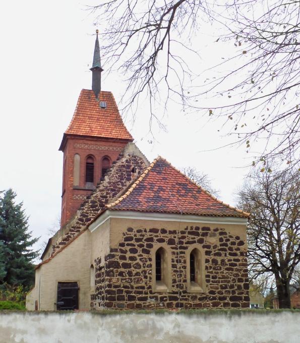Dorfkirche Gruhno
