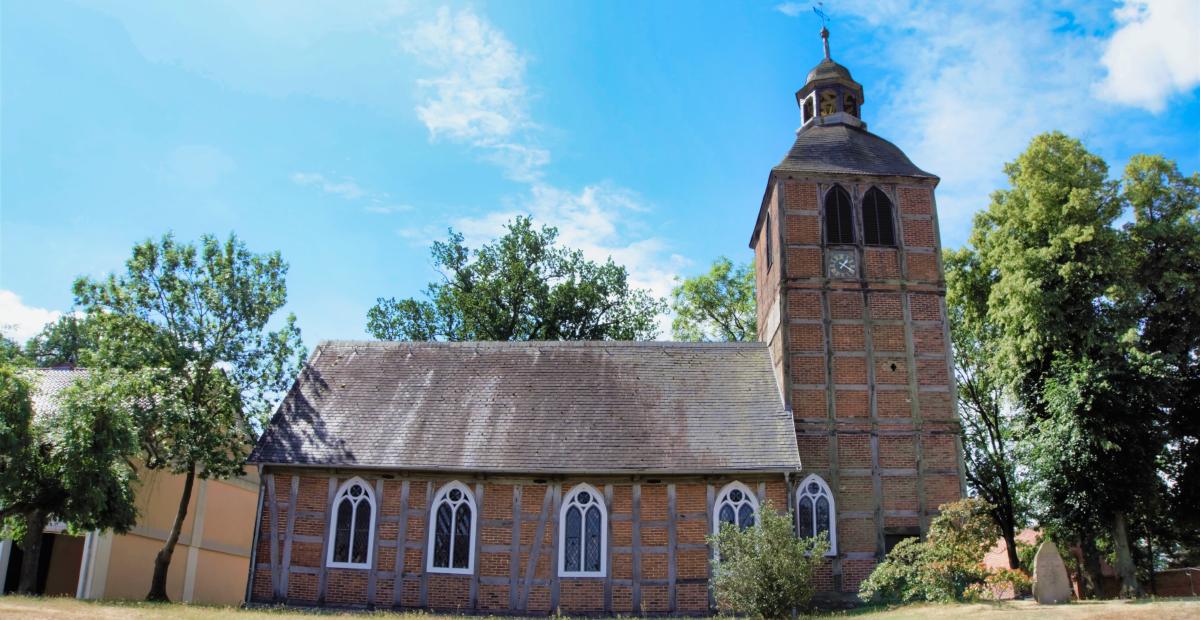 Dorfkirche Weisen Groß Breese