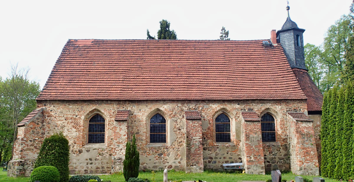 Bricciuskirche Bad Belzig
