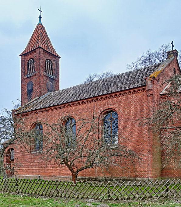 Dorfkirche Darritz