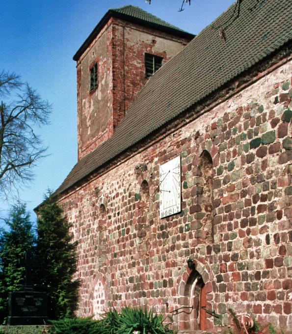 Dorfkirche Flemsdorf