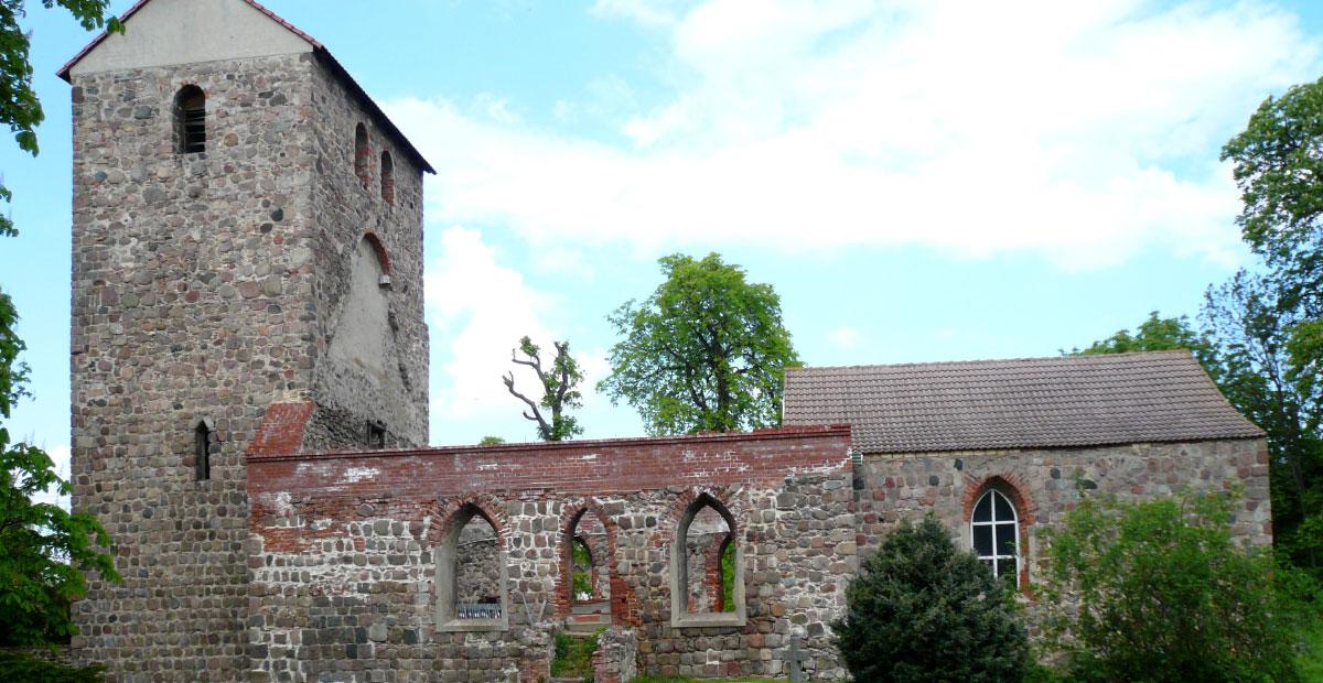 Dorfkirche Hirschfelde