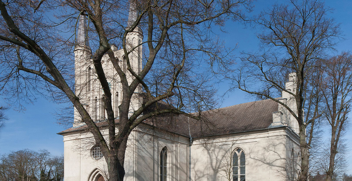 Stadtkirche Joachimsthal