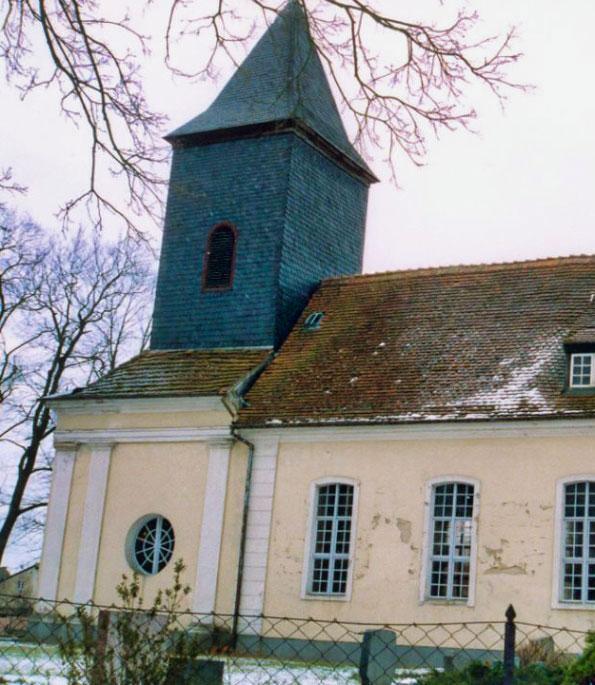 Dorfkirche Märkisch Wilmersdorf