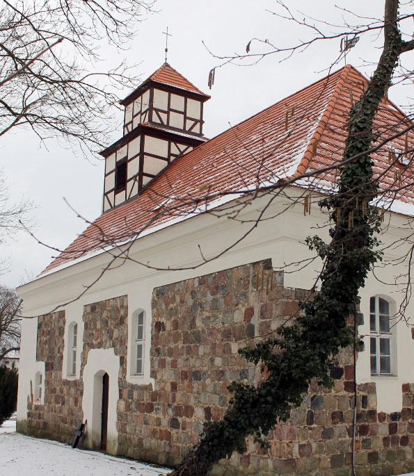 Dorfkirche Trebus