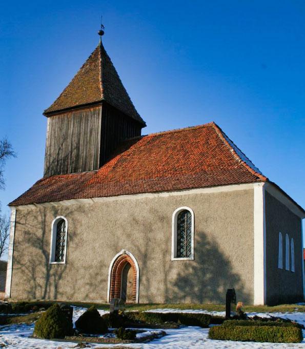 Dorfkirche Wulfersdorf