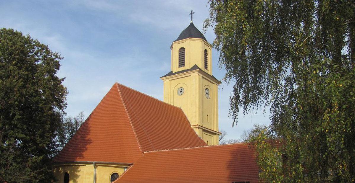 Dankeskirche Halbe (Teltow-Fläming)
