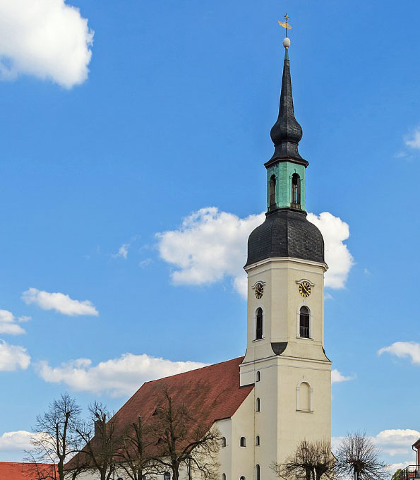 Stadtkirche St. Nikolai Lübbenau (Oberspreewald-Lausitz)