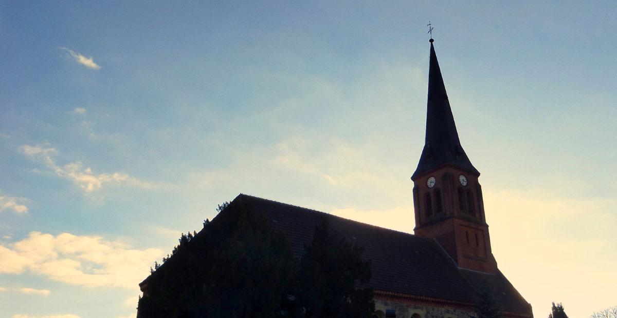 Dorfkirche Wichmannsdorf (Uckermark)